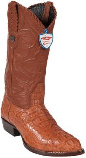 Product#LR5834WildWestCognacJ-Toecai~Alligatorskin