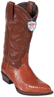 Product#PN7834WildWestCognacTejuLizardCowboyBoots
