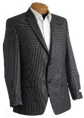 Gray/Black Tweed houndstooth Sports