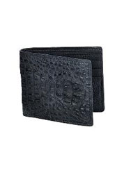 CRB8011 Wallet ~ billetera ~ CARTERAS Liquid Jet Black