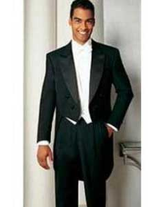 Formal Tails - Peak Tailcoat