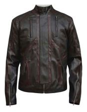 Mens Bucky Barnes Dark Brown