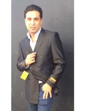JSM-5368 Alberto Nardoni Best Mens Italian Suits Brands Mens