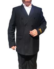 JSM-6748 Alberto Nardoni Best Mens Italian Suits Brands Double
