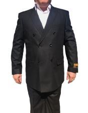 JSM-6749 Alberto Nardoni Best Mens Italian Suits Brands Double