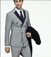 Light Gray Suit