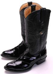 KA5931 Eel Classy Liquid Jet Black Authentic Los altos