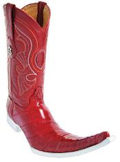 KA2280 Western Boots Authentic Los altos Cowboy Classics Eel
