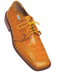 MK358 Ferrini F206 Alligator skin Brogue Shoes for Online