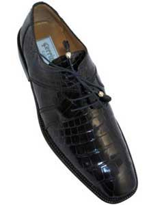 MK357 Ferrini F205 Alligator skin Derby Shoes for Online