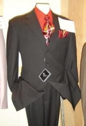 Wool & Cashmere Suit