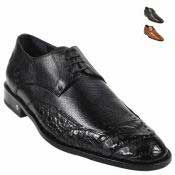 Gator Skin Dress Shoe