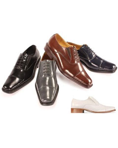 Leather Dress Shoes for
