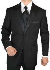 Giorgio 1920s tuxedo style Suit