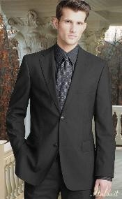 IW1992 Dark Grey Masculine color Gray 2 Button Style