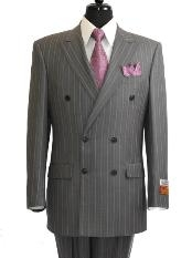 Mens double breasted suits - Suitusa