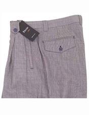 JSM-1527 Mens Tiglio 100% Wool Italian Style Grey Birdseye