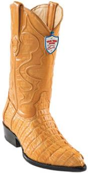 Product#GE5624WildWestJ-ToeButtercupcai~Alligatorskin