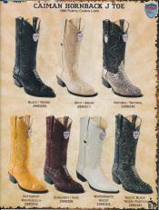 Wild West J-Toe Genuine