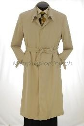All Weather Full Length Trench Coat ~ Rain Coat