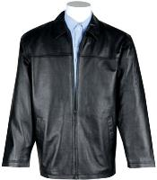 MK834 Lamb Leather with Zip-Out Liner JD Dress Jacket