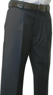 SW976 Leonardo Valenti Single Pleated Slacks Dress Pants Roma