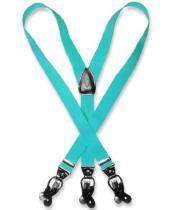 Product#K7VRturquoise~LightBlueStagePartyBlueSuspenders