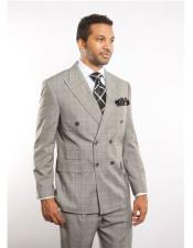 GD1236 Mens Plaid ~ Windowpane Can be Blazer or