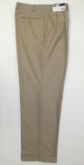 LD12 long rise big leg slacks Wide Leg Triple