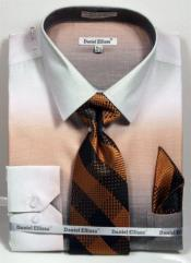 mens colorful Beige dress shirts