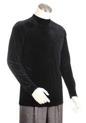 JA164 Mens Velvet Grid Long Sleeve Dry Clean Suggest