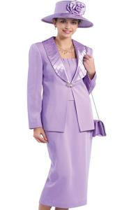 KA6126 Lynda Couture Promotional Ladies Suits- Lavender