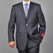 KA1492 Authentic Mantoni Brand Dark Grey Masculine color Grey
