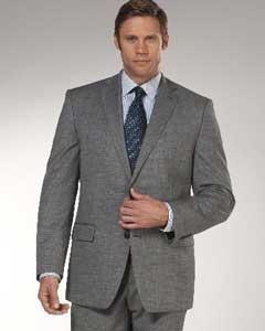 Mantoni-Brand-Gray-Suit