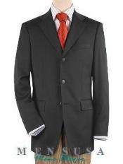 Notch Lapel Medium Grey Fully