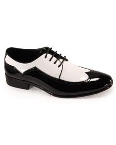 FR7200 Luxury Mens Shoes for Online Black/White
