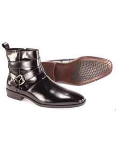 AC-803 Dress Shoes for Online Liquid Jet Black