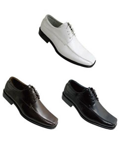 Solid Dress Shoes for