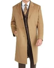 Camel Topcoat
