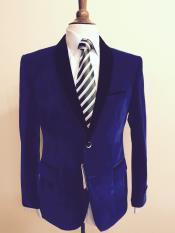 mens Velvet Tuxedo Jacket ~