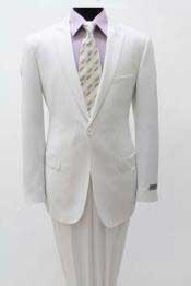 SS45 1 Single Button Suit ( Jacket and Pants)
