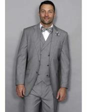 Mens Statement Suit Italian Style