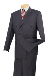 PN84 Executive 2 Piece Suit Dark Grey Masculine color