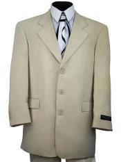 Product# JA04 mens 2pc Cream zoot