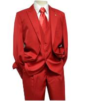 MK421 Falcone Brand 3 Piece Fashion Suit For sale