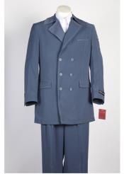 JSM-297 Mens 1920s 40s Fashion Clothing Look  6