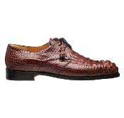 JSM-1624 Ferrini Sport Rust Handcrafted Hornback Alligator