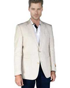AA392 Sand ~ Natural ~ Beige Mens 2 Piece