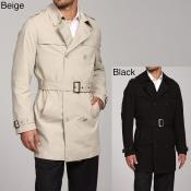 KA9787 Belted Raincoat