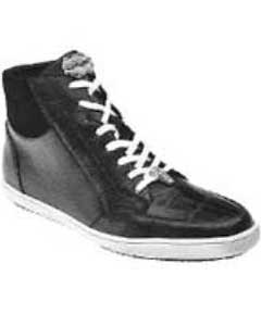 "PN_H68 Belvedere attire brand ""Franco"" Liquid Jet Black Genuine"